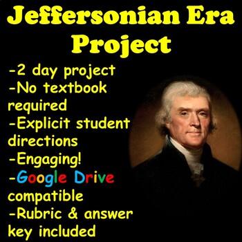 Jeffersonian Era Project
