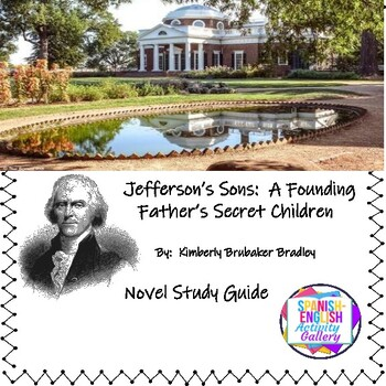 Jefferson's Sons:  A Founding Father's Secret Children Novel Guide