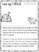 Tegning og leseforståelse - ventearbeid! [BM&NN]