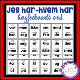 Loop - Høyfrekvente ord