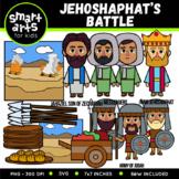 Jehoshaphat's Battle Clip Art