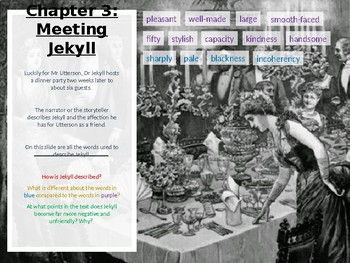 Jekyl and Hyde Chapter 3