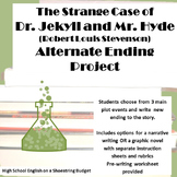 Jekyll and Hyde Alternate Ending Project (R.L. Stevenson)