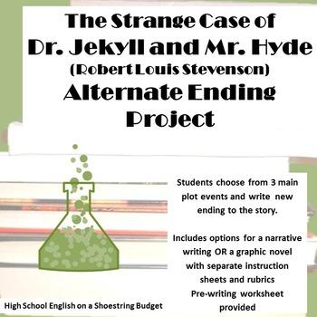 Jekyll and Hyde Alternate Ending Project (R.L. Stevenson)