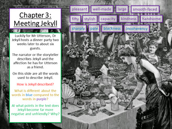 Jekyll and Hyde: Chapter 3
