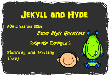 Jekyll And Hyde Essay Question With Plan Exemplar Analytical  Jekyll And Hyde Essay Question With Plan Exemplar Analytical Writing And  Tasks