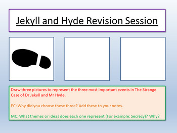 Jekyll and Hyde Revision 2