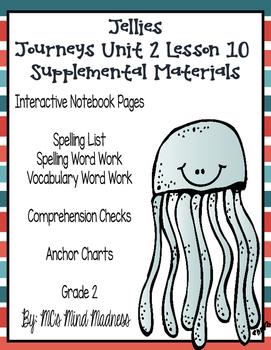 Jellies Journeys Unit 2 Lesson 10