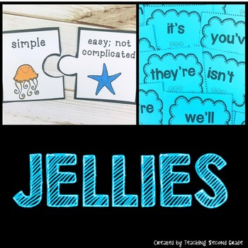 Jellies for Journeys Second Grade