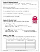 Jellies ~ Language Arts Workbook ~ 2nd Grade ~ HMH Journeys