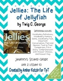 Jellies: The Life of Jellyfish Activities 2nd Grade Journeys Unit 2, Lesson 10