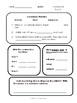 Jellies Unit 2 Lesson 10 Homework