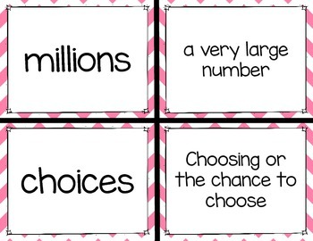 Jellies Vocabulary Word Games~ Goes with Journeys Second Grade Story 10