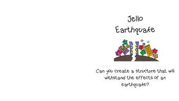 Jello Earthquake Simulation