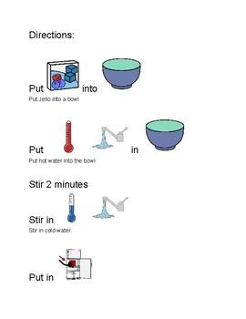 Jello-Visual Recipe