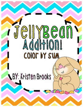 Jelly Bean Addition (Color by Sum)