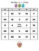 Jelly Bean Bingo - Greatest Common Factor & Least Common Multiple