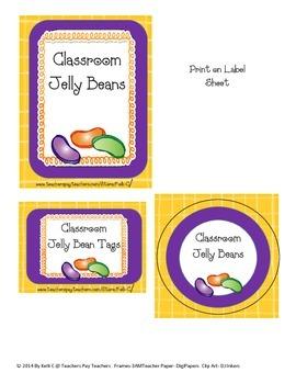 Jelly Bean Classroom Management