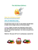 Jelly Bean Delivery Easter STEM Challenge
