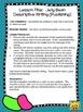 Jelly Bean Descriptive Writing Unit - CCSS & Workshop Friendly