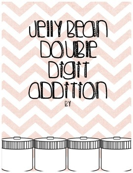 Jelly Bean Double Digit Addition