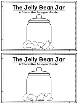 Spring Jelly Bean Basic Skills Activities