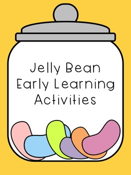 Jelly Bean Early Learning Pack