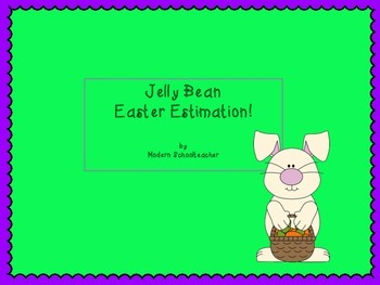 Jelly Bean Easter Estimation