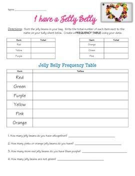 Jelly Bean Fun! (2.MD.D10)