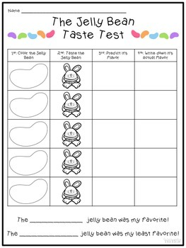 Jelly Bean Fun Pack {Differentiated!}