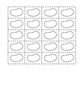 Jelly Bean Graphing Activitiy