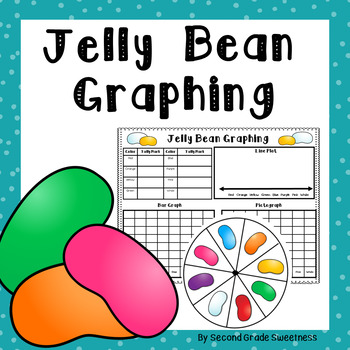 photograph about Jelly Belly Logo Printable identified as Jelly Bean Graphing FREEBIE