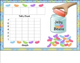 Jelly Bean Graphing for Smart Board