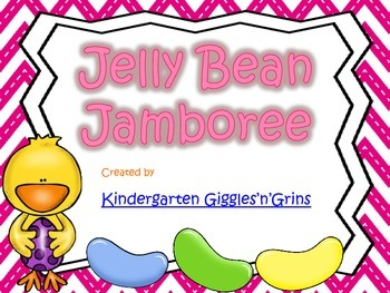 Jelly Bean Math and Literacy