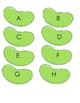Jelly Bean Letter Matching