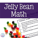 Easter Jelly Bean Hands-On Math for Upper Elementary