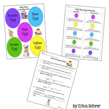 Jelly Bean Math Centers