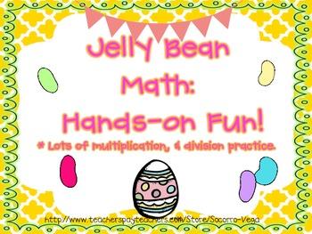 Jelly Bean Math: Common Core!!