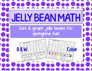 Jelly Bean Math - Common Core Fun!