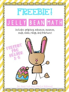 Jelly Bean Math FREEBIE