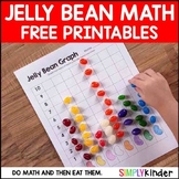 Jelly Bean Math - Easter Free Activities
