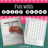 Jelly Bean Math | Math Center | Spring Center Activity
