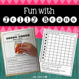 Jelly Bean Math | Math Center | Spring Center Activity