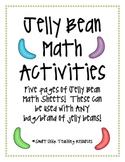 Jelly Bean Math Packet