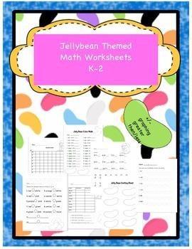 Jelly Bean Math Print & Go