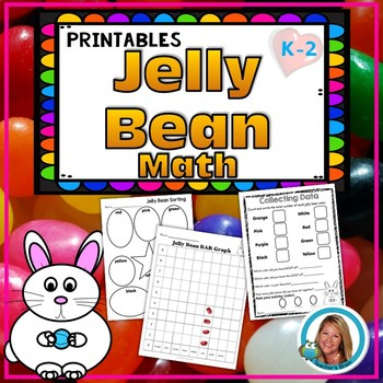 Jelly Bean Math Sort, Graph and Write