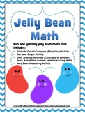 Jelly Bean Math - Sorting, Graphing, Comparing, & More!