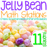 Jelly Bean Math Stations