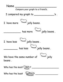Jelly Bean Munch and Learn Math
