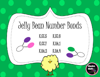 Jelly Bean Number Bonds
